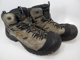 Keen Braddock Mid Top Size 11 2E WIDE EU 44.5 Men's Steel Toe Work Utility Boots