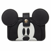 Mickey Mouse Card Wallet Black - $29.98