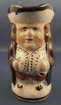 Allerton Clolonial Small Toby Mug Creamer - $12.62