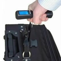 1pcs Hook Scale 40kg LCD Digital Display Cases Bag Weighing Batteries - $8.99
