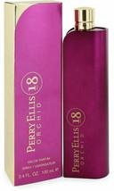 18 Orchidea da Perry Ellis Profumo per Lei Edp 3.3/101ml Nuovo in Scatola - $39.95