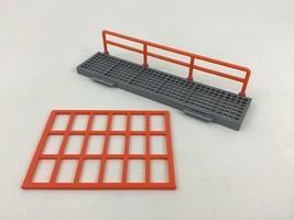 Playmobil 5539 Coast Guard Station Replacement Scaffold Rails Pieces Par... - $9.85