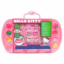 Sanrio Hello Kitty Jewelry Making Beads Desk 110 Pieces - $47.91