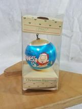1983 Ziggy Christmas Ornament In Box American Greetings - $19.79