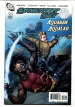 Brightest Day #16 2011 AQUAMAN vs. AQUALAD DC comic book - $25.22