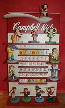 Rare CAMPBELL SOUP KIDS Perpetual Calendar DANBURY MINT Complete 12 New ... - $313.95