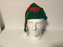 NWT Christmas House Elf Hat with Ears Felt Fun - €4,90 EUR