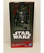 "2015 Star Wars Return Of The Jedi DARTH VADER 6"" Action Figure Hasbro New - $9.49"