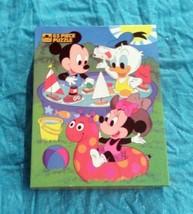 Vintage Disney Babies 63 Piece Puzzle 1984 - $9.79
