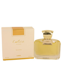 Ajmal Entice Eau De Parfum Spray 2.5 Oz For Women  - $36.05