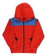 Toddler 3T Red & Navy Knit Sweatshirt Jacket by Kitestrings™ NWT - $20.08 CAD