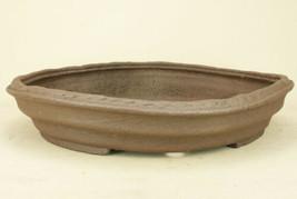Tokoname ware Bonsai Pot Baking bowl 40cm Ryudake New - $324.71