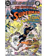 The Adventures of Superman Comic Book #477 DC Comics 1991 NEAR MINT NEW ... - $3.50