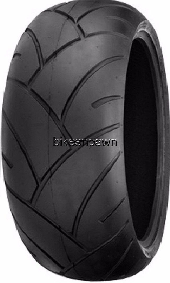 New Shinko 005 Advance Radial 180/55ZR17 Rear Motorcycle Tire