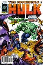 Marvel THE INCREDIBLE HULK (1968 Series) #445 VF - $0.99