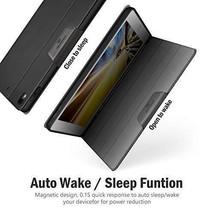iPad Pro 10.5 Case Built-in Pencil Holder PU Leather Auto Sleep/Wake Cov... - $46.39