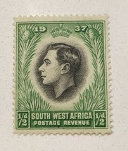 1937 South West Africa Stamps 125ab - $0.99