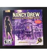 Nancy Drew Treasure In The Royal Tower PC 95/98/XP - $12.59