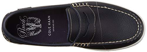 Cole Haan Men's Pinch Weekender Loafer, Peacoat Leather, 13 M US image 8