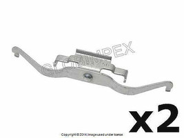 BMW E39 (00-03) Retaining Clip for Brake Pads Front Left and Right (2) A... - $38.10