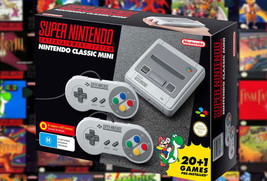SNES SUPER NINTENDO Classic Edition Console BRAND NEW - $129.97