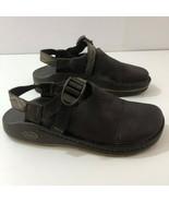 CHACO Toecoop Vibram Gunnison J102536 Womens US Size 9.5 (Built Up Left ... - $45.10