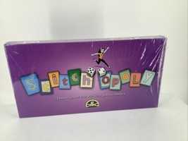 Stitchopoly - Monopoly with a Creative DMC Twist for Counted Cross Stitc... - $18.69