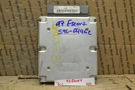 1997-1999 Ford Escort Engine Control Unit ECU F7CF12A650CE Module 202-7C1 - $13.99