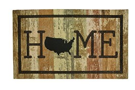 "Mohawk Home 4932 17769 018030 Doorscapes Home USA Door Mat, 1'6 x 2'6"", ... - $23.21"