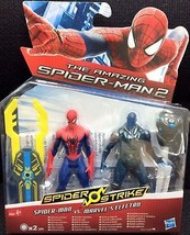 Spiderman 2 Spider Strike Spiderman vs Marvel's Electro - $18.69