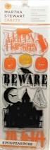 Martha Stewart Classic Halloween Stamp Set image 2