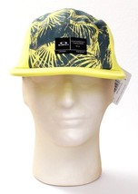 Oakley Bright Lime Latch 5 Panel Adjustable Cap Hat Men's One Size NWT - $29.69