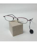JC Jimmy Crystal New York GL180 Swarovski Reading Glasses Light Rose Cry... - $49.99