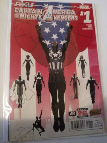 Marvel Captain Marvel and the Mighty Avengers #1 Jan 2015