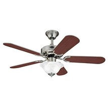 Westinghouse Lighting 7237500 Richboro SE Indoor Ceiling Fan with Light, 42 Inch - $118.86