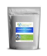 Vitamin B Complex Super Strength B1, B2, B5, B6, B12, Niacin, Folic Acid, Biotin - $2.43 - $18.29