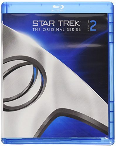 Star Trek: The Original Series: Season 2 [Blu-ray] [Blu-ray] [2016]