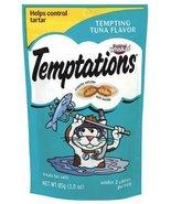 Whiskas Temptations K32784 3 oz. Tempting Tuna Cat Treat - $7.59