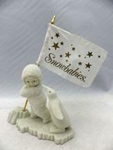 Department 56 Snowbabies - It's a Grand old Flag - #68822 - EUC - $10.89