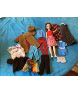 VINTAGE IDEAL 1964 Original TAMMY Doll With Original labeled Clothes, HtF - $99.39