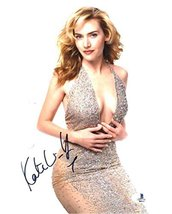 Kate Winslet Cute Signed 8x10 Photo Certified Authentic Beckett BAS COA - $247.49