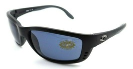 Costa Del Mar Sunglasses Zane 06S9059-0261 61-17-121 Matte Black / Gray ... - $176.40