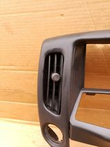 09-20 Nissan 370Z Z34 Radio Dash Bezel Trim For Navigation Display image 5