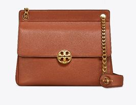 TORY BURCH Chelsea Flap Shoulder Bag 48730 with Free Gift & Free Shipping image 9