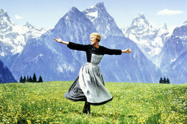 THE SOUND OF MUSIC JULIE ANDREWS 24X36 POSTER PRINT - $29.00