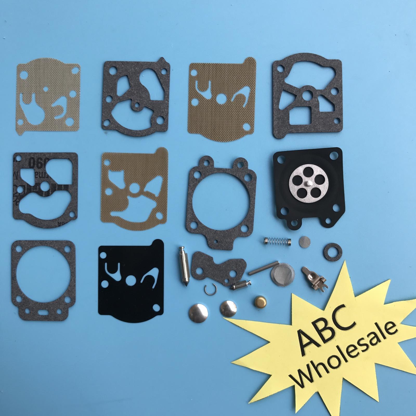 Walbro K10-WZ  Carburetor Rebuild Kit Fits Shindaiwa T20 R 20L Echo and more