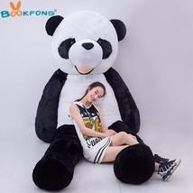 180cm giant empty panda skin plush toys doll not pp stuffed inside panda... - $75.20