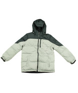 POLO RALPH LAUREN BOYS PERFORMANCE GREY BLACK PUFFER DOWN JACKET COAT L ... - $34.64