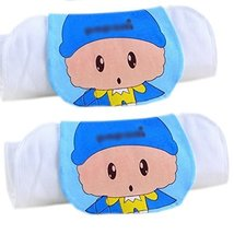 Lovely Sagittarius Cotton Gauze Towel Wipe Sweat Absorbent Cloth Mat Towel 2 Pcs