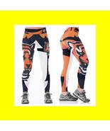 BENGALS Leggings - Womens Fan Gear - NFL Cincinnatti Bengal // Football ... - $24.99